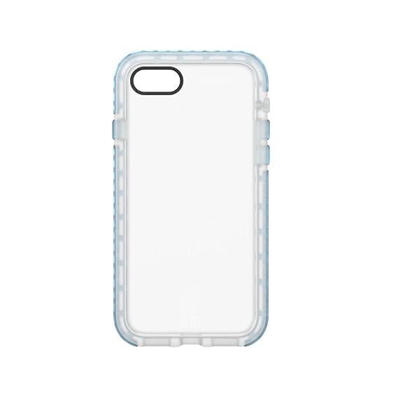 sale retailer 6a33b d26fc Amazon.com: LUNATIK AIR CASE for iPhone 7 - Vapor Blue: Cell Phones ...