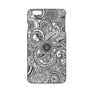 Evil-Store Unique flowers pattern 3D Phone Case for iPhone 6 plus