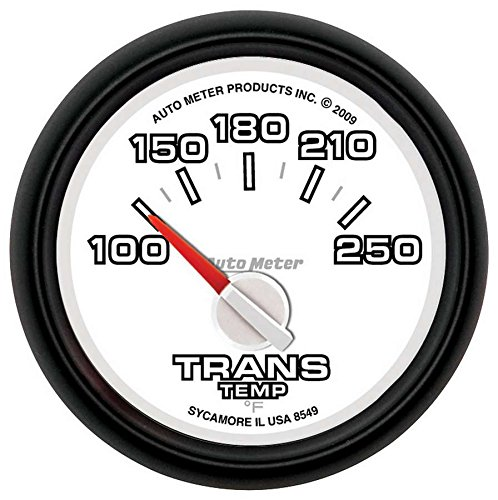 Auto Meter 8549 2-1/16' Factory Match Trans Tempreature Gauge