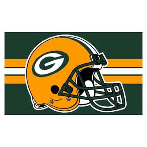 """Green Bay Packers Nfl 3X5 Banner Flag """""""