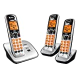 Uniden D1660-3 DECT6.0 Caller ID Cordless handset with 3 handsets