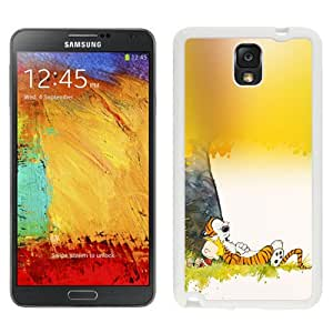 Calvin And Hobbes Sleeptime (2) Hard Plastic Samsung Galaxy Note 3 Protective Phone Case