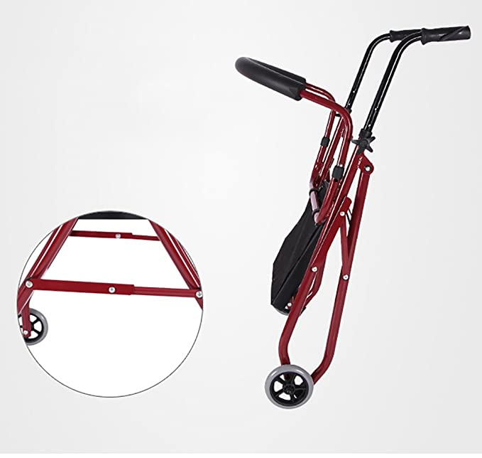 Amazon.com: wymname bastón plegable asiento, Old personas ...