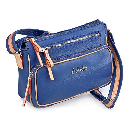 pour dos EL femme Bleu azulon au Sac porté 432 main 1015 CABALLO talla unica à pqpaz