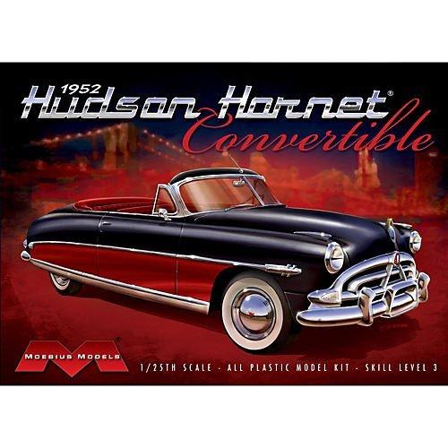 Check expert advices for hudson hornet model kit?