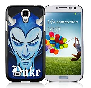 Amazing Hard Shell Cover for Samsung Galaxy S4 I9500 Ncaa Duke Blue Devils Case Mate for Guys