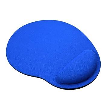 Westeng Alfombrilla de Ratón con Reposamuñecas Mouse Pad Color Sólido Accesorios para el Mouse Cojín de Muñeca Alfombrilla Gaming Size 23x18x2cm ...