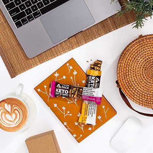 Munk Pack Keto Nut & Seed Bar, 6
