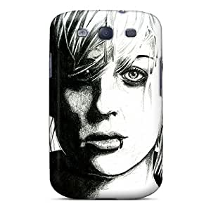 New Style Tpu S3 Protective Case Cover/ Galaxy Case - Brody Dalle