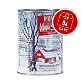 Maple Syrup Can, 8 x Cans Box 540ml (18.25 oz)