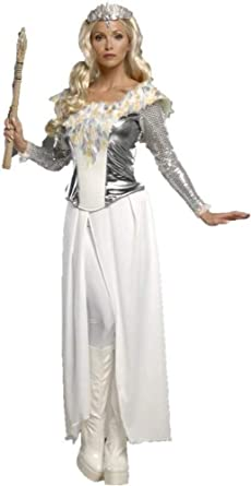DISNEY STORE DELUXE GLINDA COSTUME DRESS WIZARD OF OZ GREAT POWERFUL SOLD OUT!!