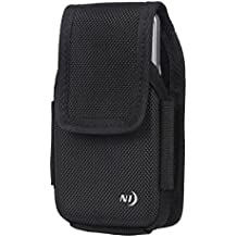 Nite Ize Clip Case Hardshell Phone Holster - Protective, Clippable Phone Holder For Your Belt Or Waistband - Extra Large - Black
