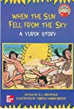 img - for When the Sun Fell From the Sky, a Yurok Story (McGraw-Hill Adventure Books) book / textbook / text book