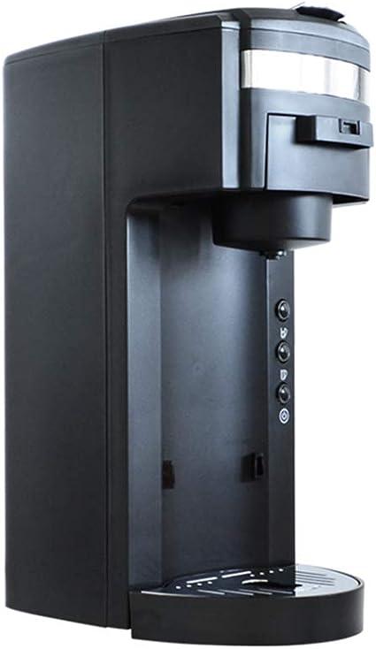 Cafetera DOOST Mini cápsulas doméstica Totalmente automática: Bomba de Alta presión Italiana programable de un botón ...