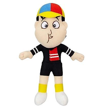 amazon com quico el chavo animado mini 7 5 plush doll mexican tv