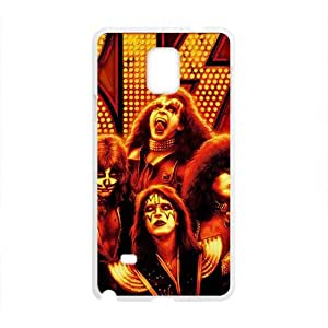 Kiss Cell Phone Case for Samsung Galaxy Note4