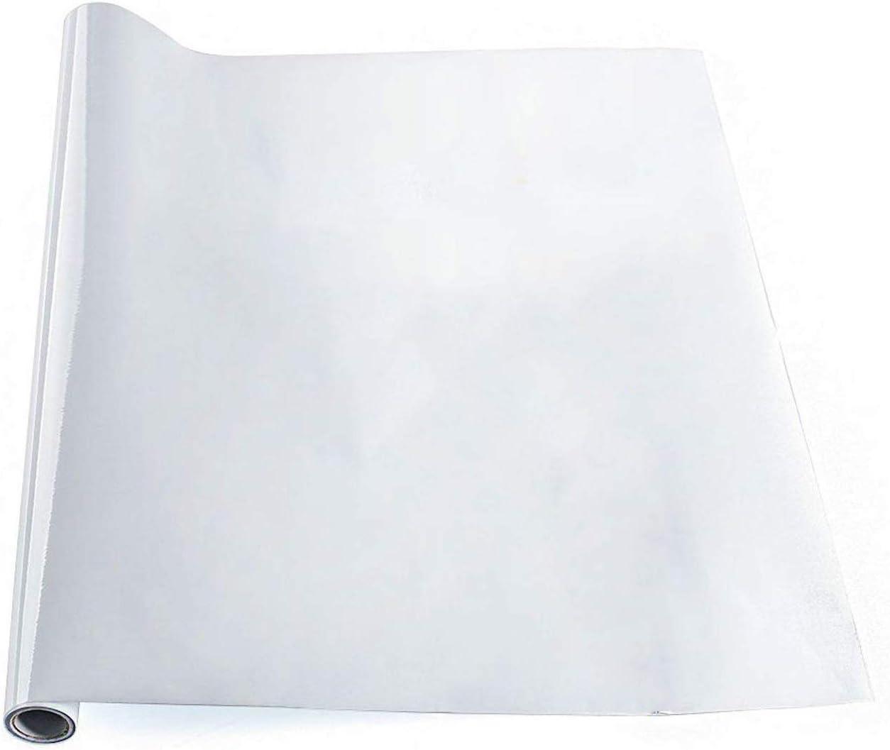 Tafel Tapete EgoEra/® Abnehmbar Tafel Tapete Rolle//Tafel Aufkleber Selbstklebend//Tafelfolie Selbstklebend f/ür Zuhause Schule /& B/üro Wei/ß 60 * 200cm