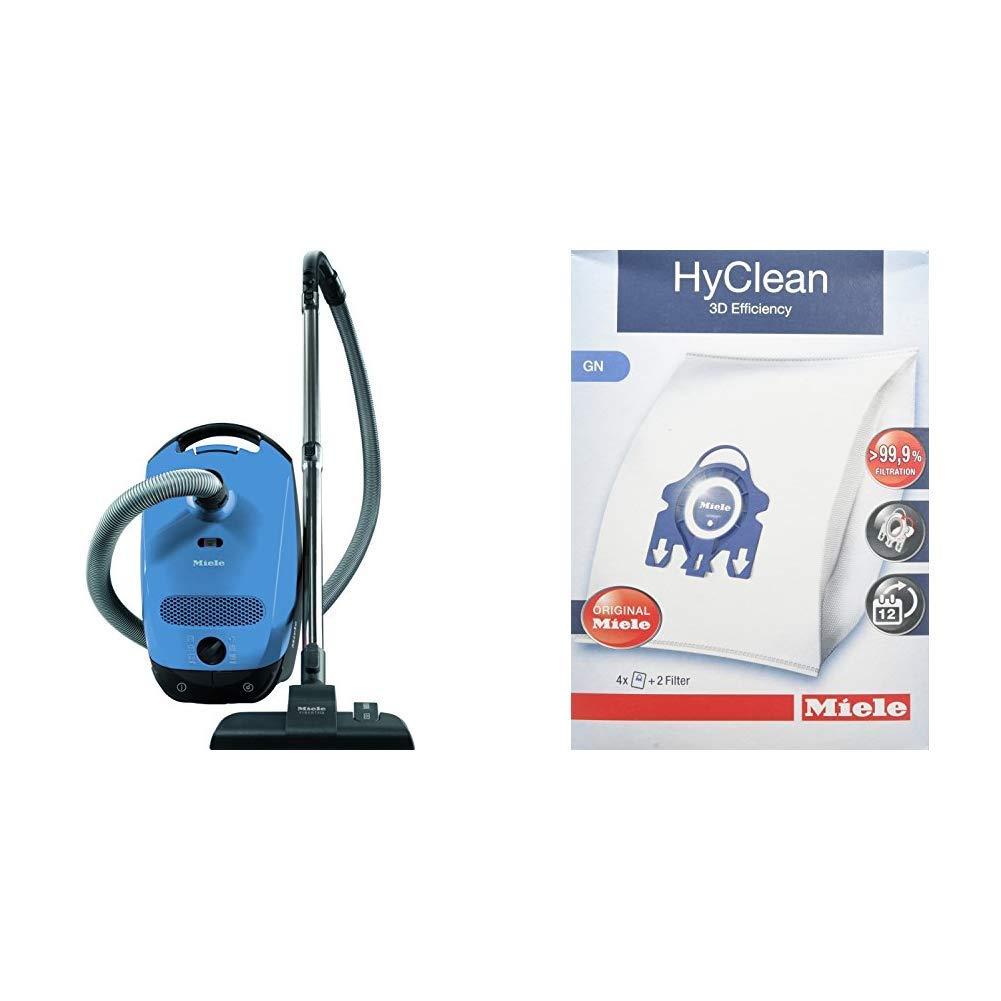 4.5 Litre 800 W Miele Classic C1 Junior PowerLine Bagged Vacuum Cleaner Blue