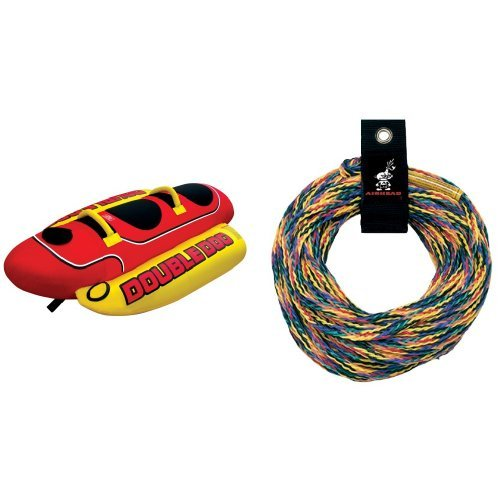 Airhead Double Dog Rope (Double Dog Towable)