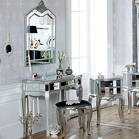 Tiffany Range, set di 3 mobili per camera da letto, con scrivania ...