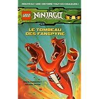 LEGO NINJAGO BD T.02 : LE TOMBEAU DES FANGPYRE