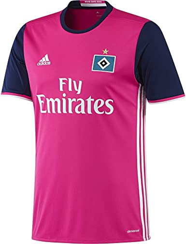 adidas Hambugo Sv A JSY - Camiseta 2ª Equipación Hamburgo SV 2017 ...