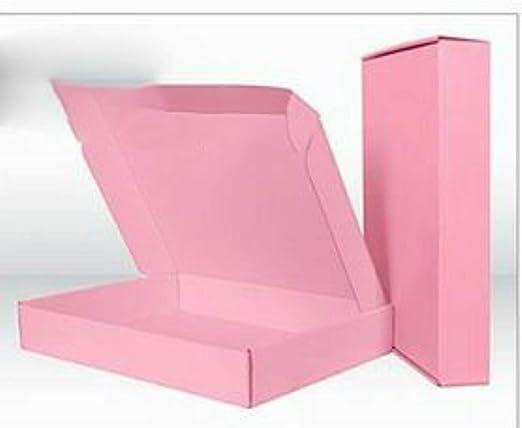 Cajas de Embalaje de Regalo de 15 x 15 x 5 cm con Tapa de Papel