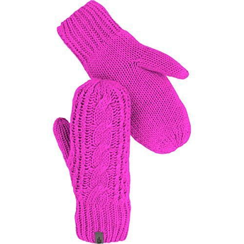 Cable Knit Mitt - 7