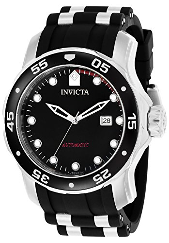 Invicta Automatic Stainless Polyurethane Diving
