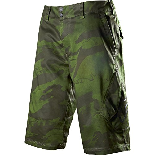 - Fox Head Men's Sergeant Shorts, Fatigue Camo, 30