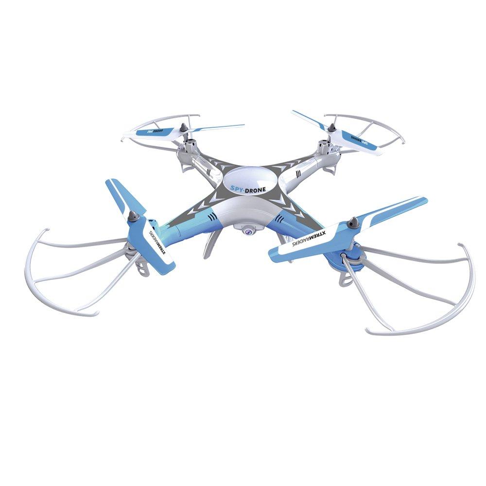 World Brands Xtrem Raiders-Spy Drone con Gafas 3D: Amazon.es ...