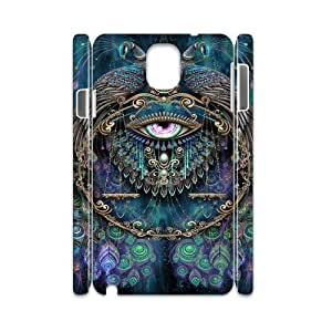 Samsung galaxy note 3 N9000 Eyes 3D Art Print Design Phone Back Case DIY Hard Shell Protection FG084225