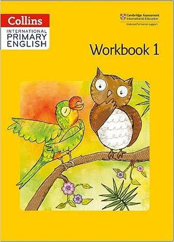 Descargar Epub Gratis Collins Cambridge International Primary English – International Primary English Workbook 1