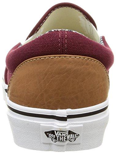 Vans Classic Slip-On Port Royale / Streifen Denim
