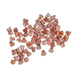 Motor Guard J20012 Magna Trim Rivets, 500-Pack