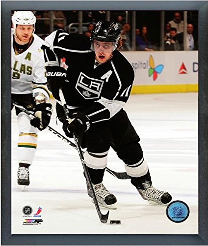 NHL Anze Kopitar Los Angeles Kings Action Photo (Size: 12