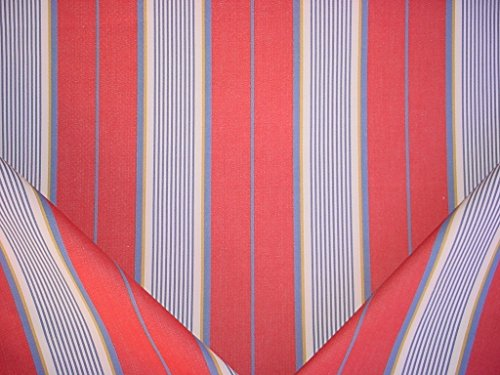 red and white upholstery fabric - 2