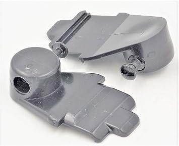 Gray Fibre-Metal 280-FM4001 Quick-Lok Welding Helmet Kit