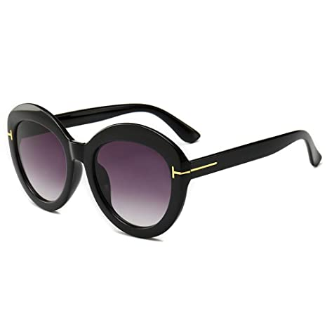 Yangjing-hl Gafas Tendencia TF Gafas de Sol Mujer Retro ...