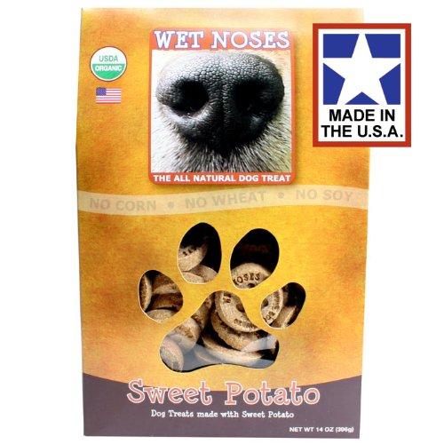 Wet Noses Organic Dog Treat Sweet Potato