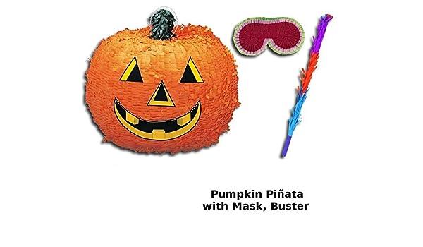 espeluznante Halloween Extra Valor Calabaza Piñata Paquete ...