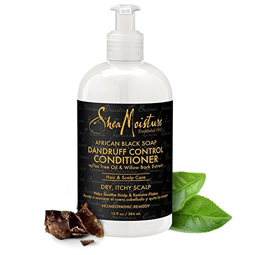 SheaMoisture African Black Soap Hair Care Pack | Dandruff Co