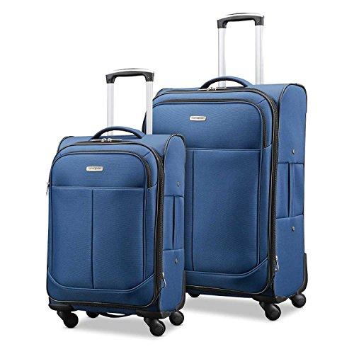 说走就走的旅行,怎能少了靠谱旅行箱!Samsonite行李箱两件套