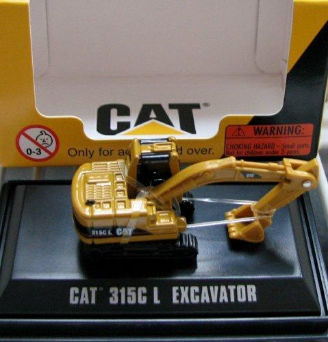 Cat 315C L Excavator 1:87 Scale Die-Cast