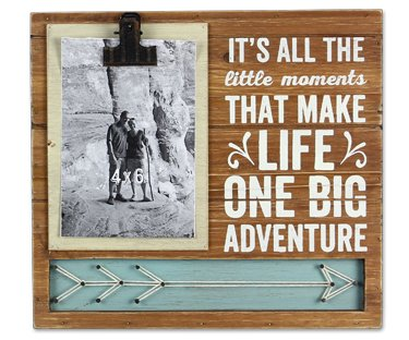 Wood Adventure Picture Clip