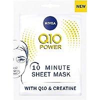 NIVEA Q10 Power Anti Age Moisturising Sheet Face Mask
