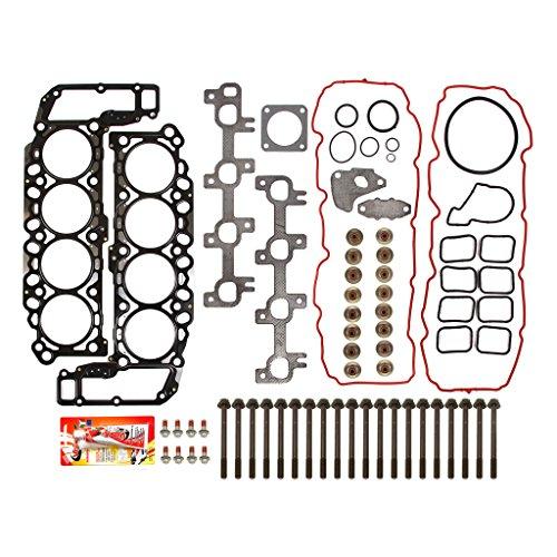 Fits 99-02 Dodge Dakora Durango RAM/Jeep 4.7 287CID Head Gasket Set Head Bolts