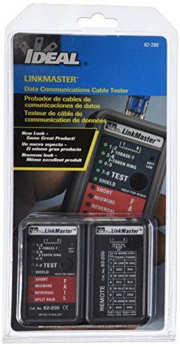 Linkmaster UTP/stp Cable Tester