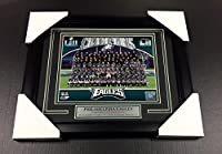 Philadelphia Eagles Team Photo #1 Super Bowl Sb Lii Champions Framed 8x10 Ertz