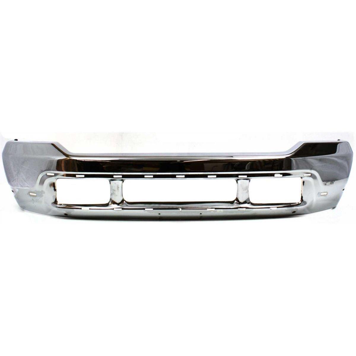 Diften 105 A0394 X01 New Bumper Front Chrome F450 Truck F550 F250 2004 Ford Super Duty F350 Fo1002374 1c3z17757maa Bumpers Accessories Amazon Canada